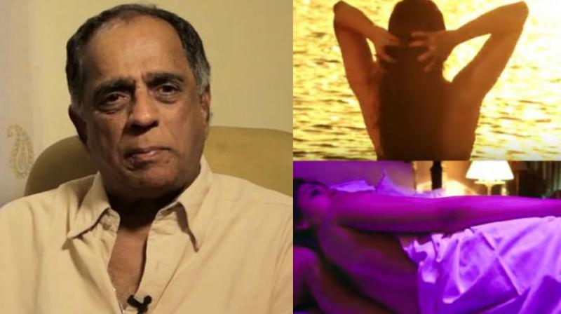 Pahlaj Nihalani, who has produced several films since the '80s, will present the Raai Laxmi starrer erotic film 'Julie 2.'