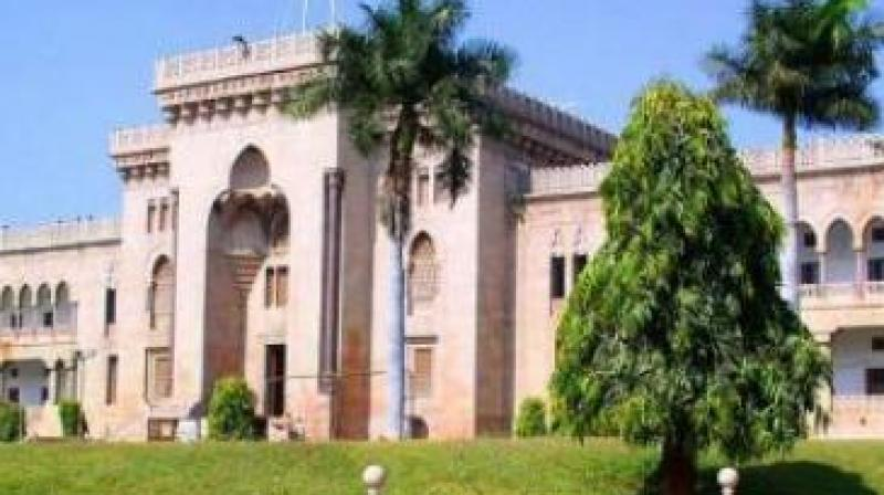 High tension in Osmania university after student hangs self in hostel washroom