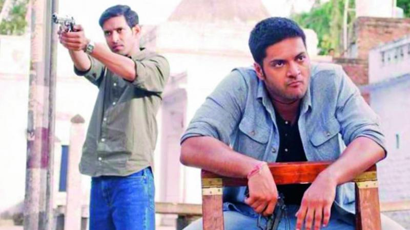 Amazon's web series Mirzapur has scenes which can make the audience uncomfortable