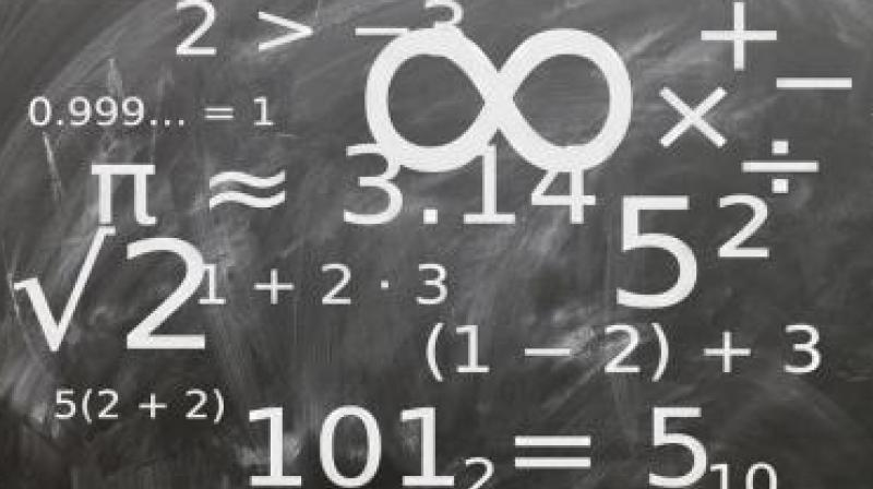From the survey it is clear that students have a fear of mathematics with 68 per cent of students scoring below 35 per cent.