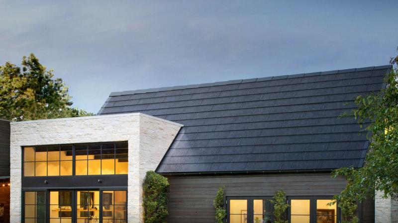 Tesla unveils third-gen Solar Roof
