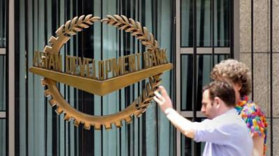 In September, ADB forecast India's GDP to grow 6.5 per cent in 2019-20 and 7.2 per cent in the year thereafter. (Photo: File   AFP)