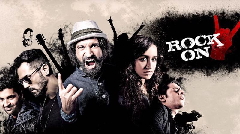 According to sources, however, director Shujaat Saudagar has re-shot a live performance by the entire band consisting of Farhan, Shraddha Kapoor, Arjun Rampal, Purab Kohli and Shashank Arora.
