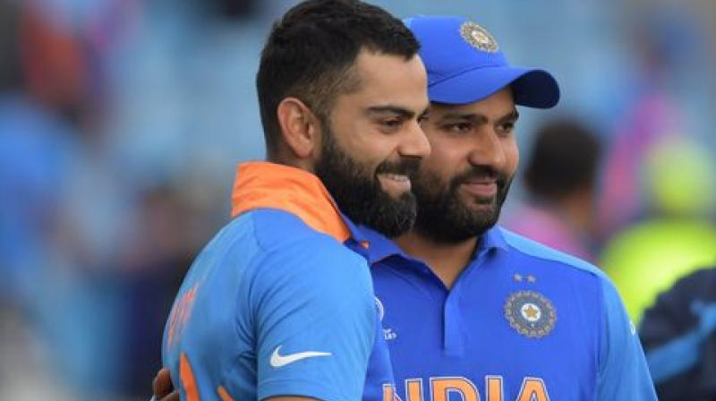 India lost the match against New Zealand by 18 runs to crash out of the World Cup. (Photo: AFP)