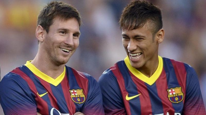 Barcelona confirmed that Neymar wanted to leave after weeks of intense speculation, taking the 25-year-old closer to a potential world record move to Paris Saint-Germain. (Photo: AP)