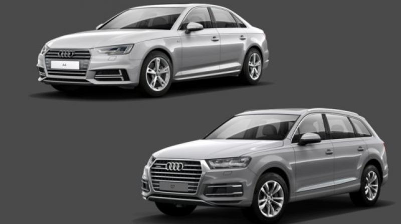 A4 Lifestyle Edition will look slightly different from standard model with smoked tail lights and rear spoiler.