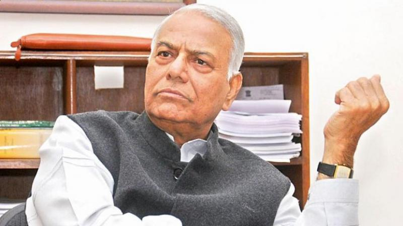 Yashwant Sinha (Photo: PTI)