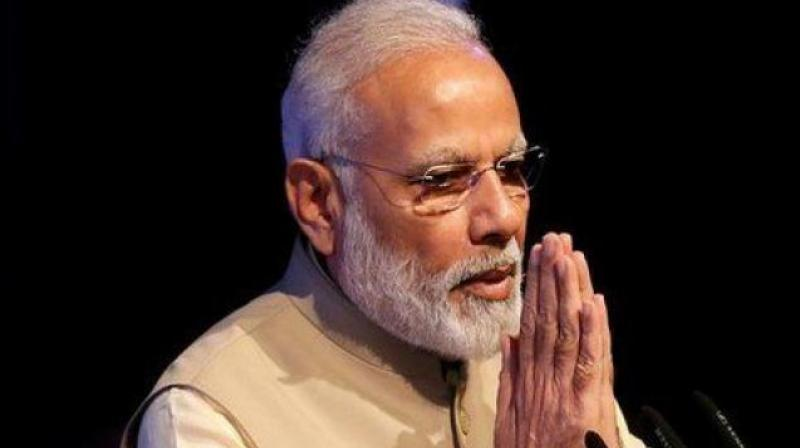 Modi has been conferred with the award for exceptional services in promoting special and privileged strategic partnership between Russia and India, the official said. (Photo: File)
