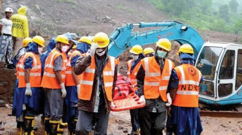 Dozens are feared dead after a landslide in northern Myanmar's Kachin state engulfed jade miners. (File/ Representational image)