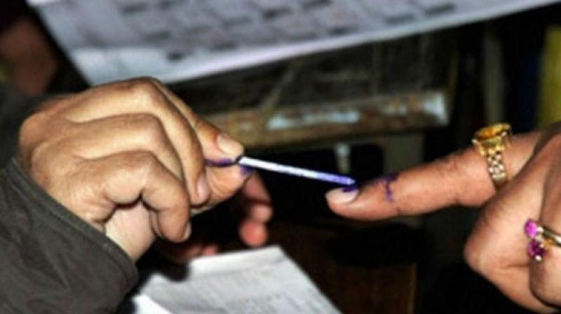 However, in the current election, the returning officers of various constituencies have directed  the counting agents not to bring pen, paper or any other materials inside the counting centres.  (Representational Image)