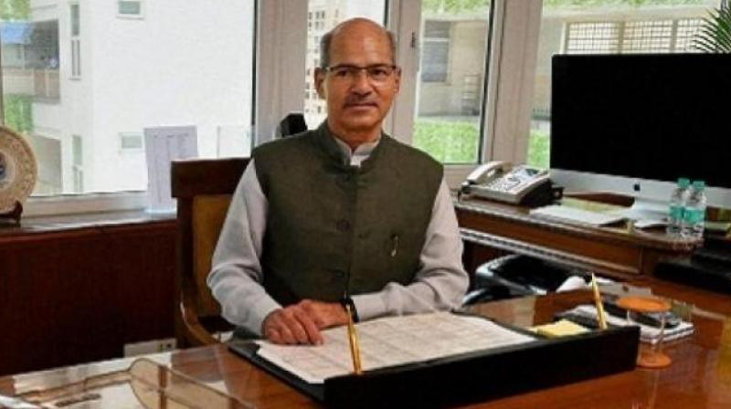 Late Environment minister Anil Madhav Dave. (Photo: File)