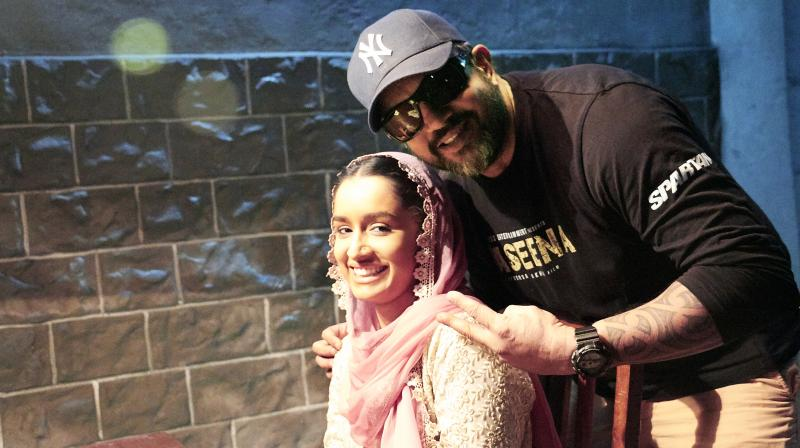 Haseena Parkar is slated to release on September 22.