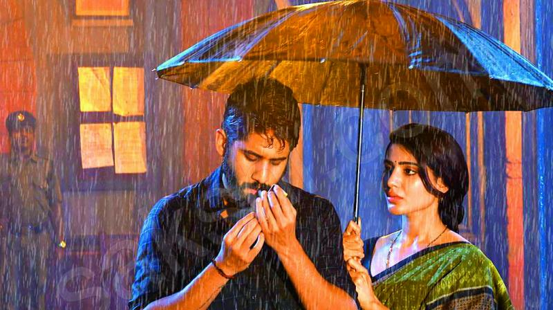 A still from Majili