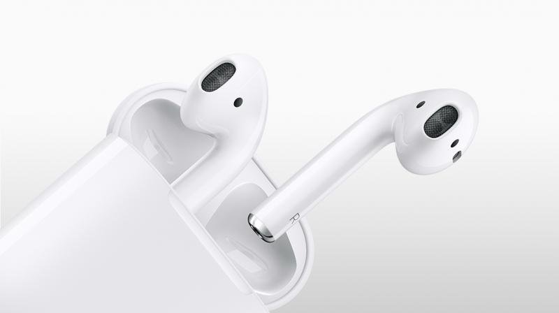 (Representational image: Apple Airpods)