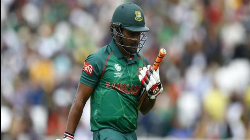 Recently, Bangladesh Cricket Board announced a 30-member camp and the aim for this camp is to keep the players available for a replacement in the World Cup squad if necessary. (Photo: ANI)