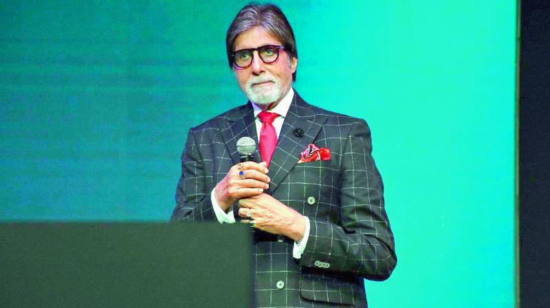 Amitabh Bachchan's generous gestures