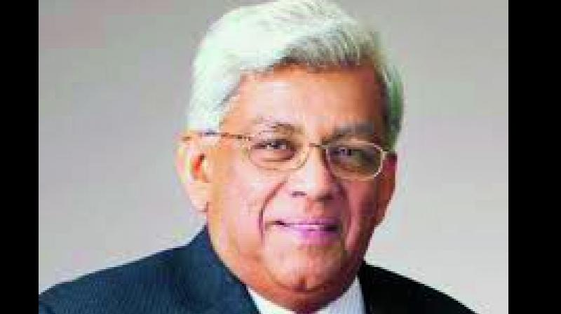 Profitable companies can pass on part of benefits to consumers by reducing product prices. The companies can reduce their margins a little bit, so that their sales pick up, said banker Deepak Parekh. (Photo: File)