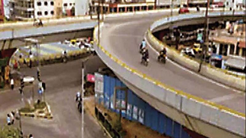But our administration has already built many flyovers and we are seeing them crumble.  Many are developing cracks and holes and some are showing signs of collapse, leading to rising concern about  having such risky constructions on our roads and in our public spaces. (Representational image)