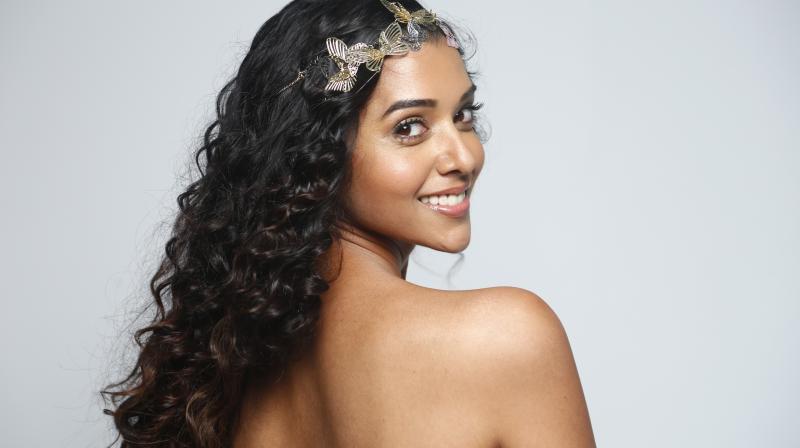Anupriya Goenka in a photoshoot.