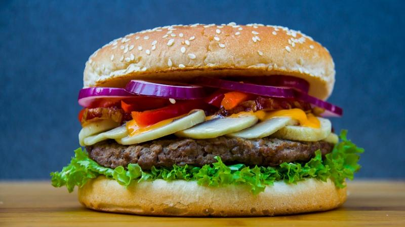 'Big Mac Daddy' eats his 30,000th hamburger. (Photo: Pixabay)