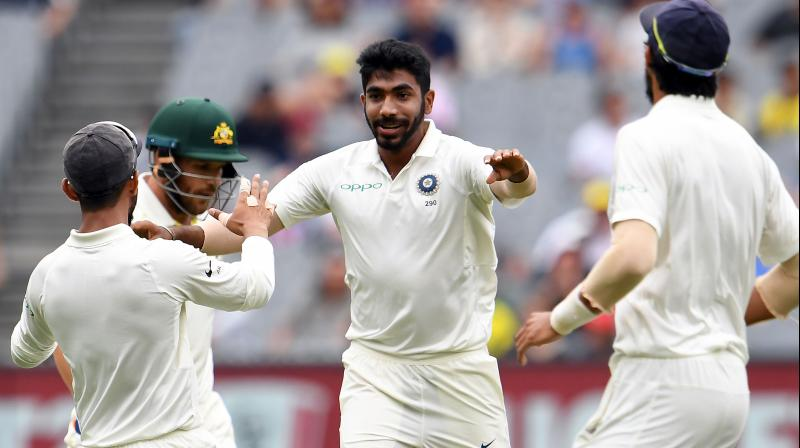 Jasprit Bumrah breaks 39-year-old record with six-for at MCG