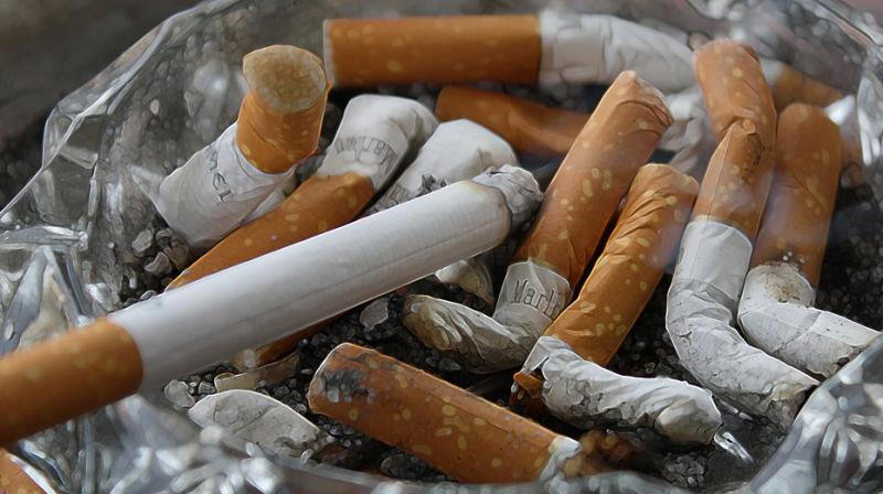 The statutory warning on cigarettes and other tobacco products seems silly just as the advertisement tends to evoke laughter. (Photo: Pixabay)