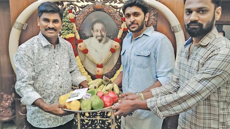 Walter - Singaravelan, Vikram Prabhu and Anbarasan