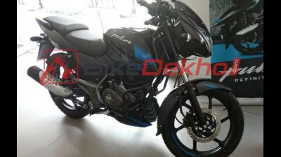 Bajaj Pulsar 125 is available only in select dealerships down south for now.
