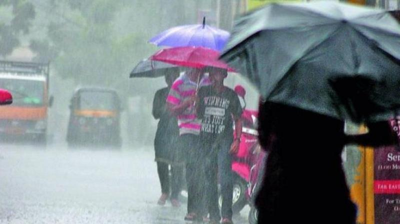 Average monsoon rains raise possibility of higher farm and economic growth in country. (Representational image)