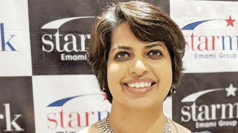 Shreya Sen-Handley