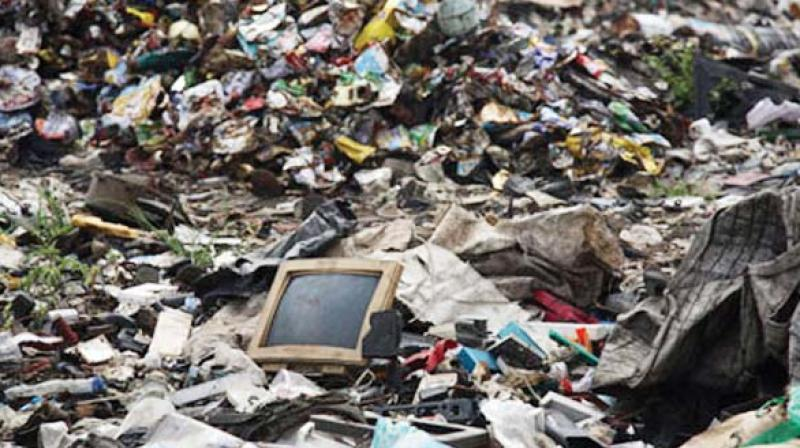 Bengaluru is the third largest producer of e-waste in the country.