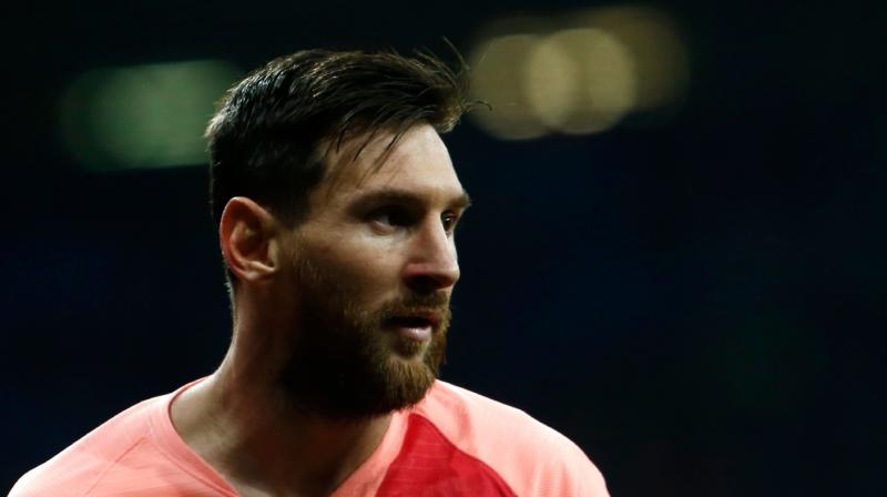 Lionel Messi: Neymar return from PSG welcome; Barcelona my 'home'
