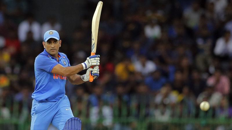 Dhoni opined that it is important to make domestic circuit less challenging, adding that one should not be too critical of the T20 cricket. (Photo: AP)