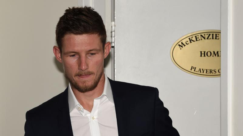 Bancroft, who was permitted to play for his Perth club Willetton during his ban, could make his Big Bash return against Hobart Hurricanes on Sunday. (Photo: AFP)
