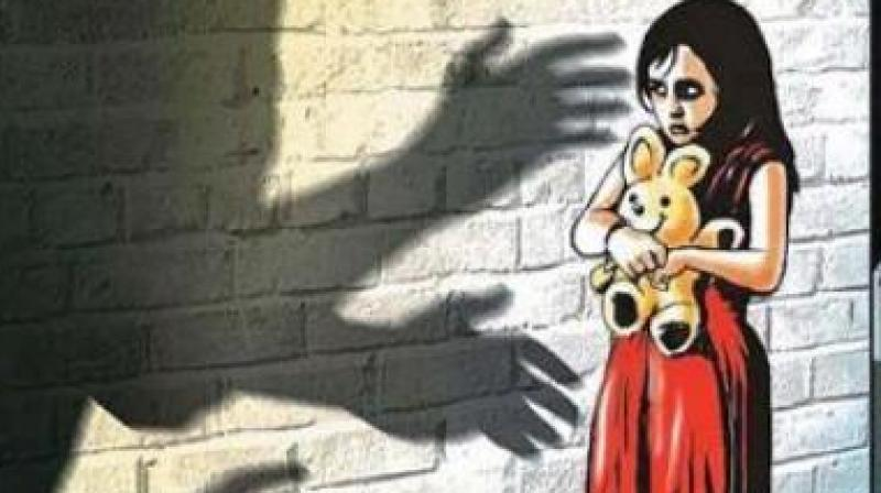 Based on a complaint, cases were booked under relevant Sections of IPC, PoCSO and placed under arrest. (Representational Image)