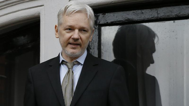 WikiLeaks founder Julian Assange. (Photo: AP)
