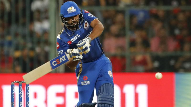 Rohit also acknowledged that IPL has helped him in his preparations for the upcoming mega event. (Photo: AP)