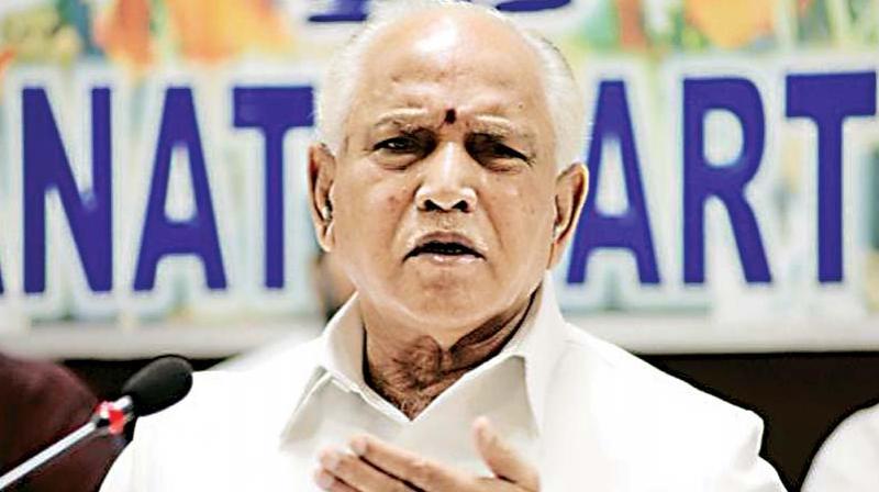 Yeddyurappa said they were expecting positive impact from Prime Minister Narendra Modi's rallies in Karnataka,