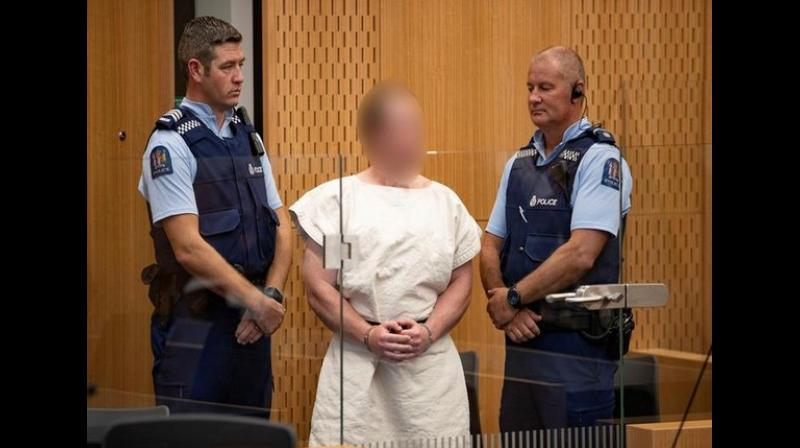 The New Zealand Police on Thursday laid down 50 charges of murder and 39 attempted murder charges against Tarrant. (Photo: ANI)