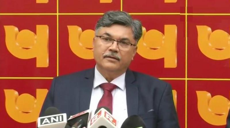 PNB CEO Sunil Mehta. (Photo: FIle)