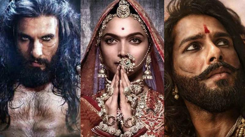 Padmavati is one of the most anticipated films of the year.