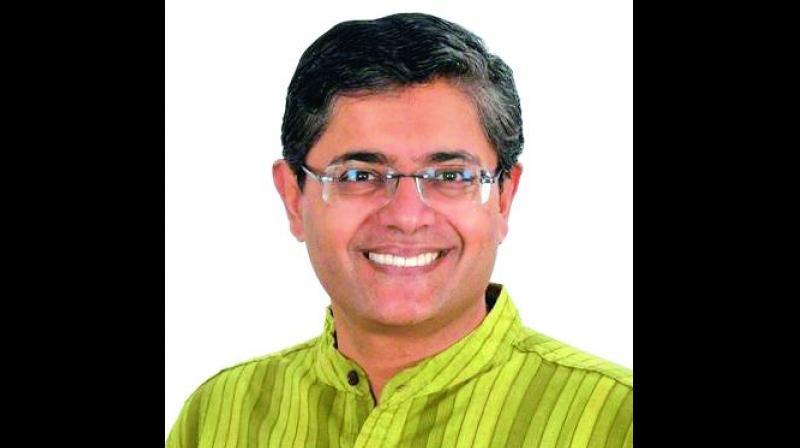 BJP Vice President Jay Panda (Photo: File)