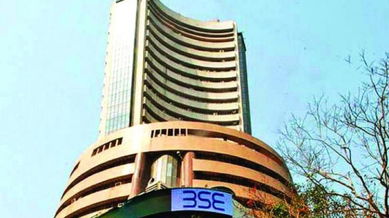Amongst the broader markets BSE Mid-Cap and BSE Small-Cap, ended on a positive note in range of 0.3-0.4 per cent.