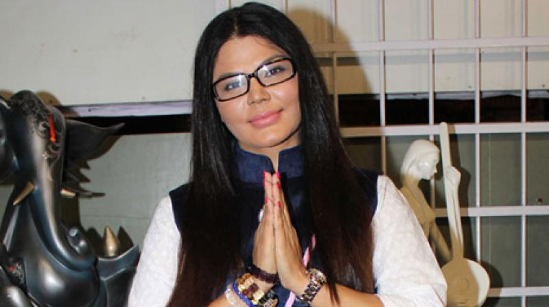 Rakhi Sawant had recently made news for supporting Ram Gopal Varma for his sexist tweets on Women's Day.