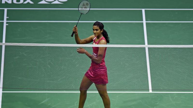 This will be a third medal for the Hyderbadi shuttler PV Sindhu in the World Championships. She had won bronze twice in the 2013 and 2014 editions. (Photo: AFP)