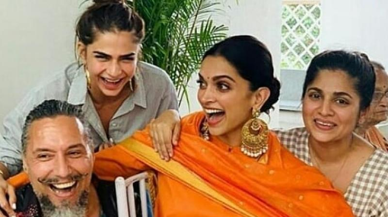Deepika Padukone Returns To Mumbai After Attending Pre-Wedding Puja In Bengaluru