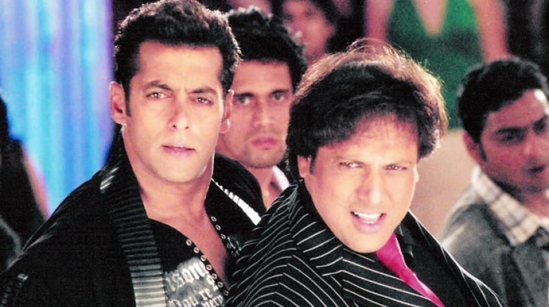 Salman Khan and Govinda last worked together in Partner.