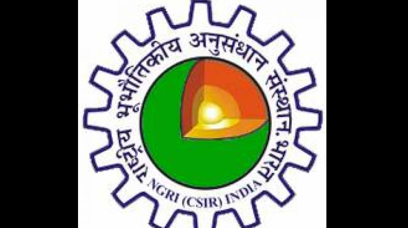 National Geophysical Research Institute logo