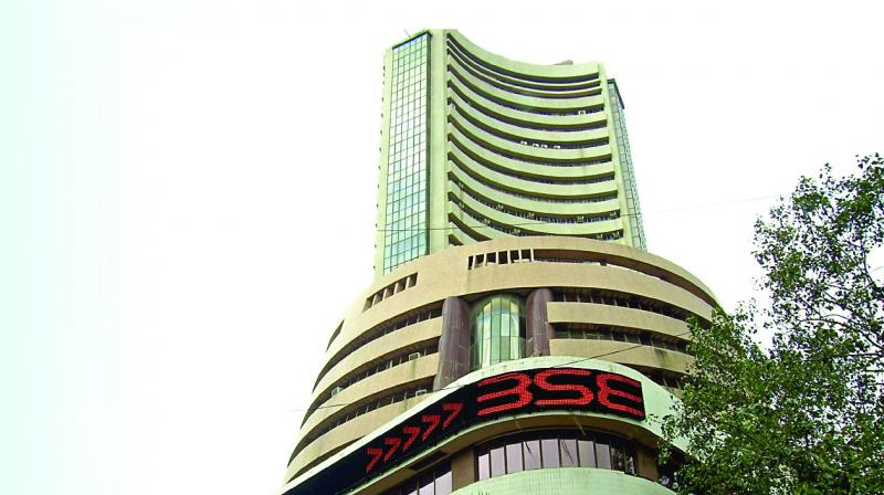 Nifty, after moving between 10,254.10 and 10,344.95, finally concluded 12.80 points, or 0.12 per cent, higher at 10,321.75.