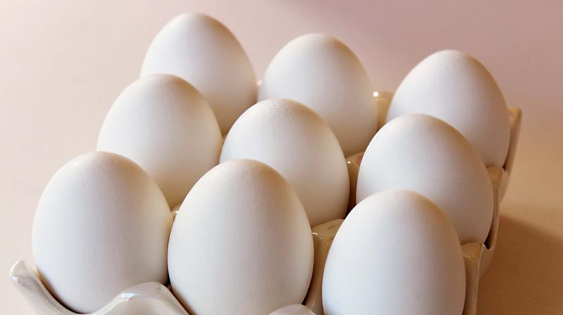 In the past 20 days, the egg prices have gone up by almost 50 per cent in the retail market. (Photo: DC)